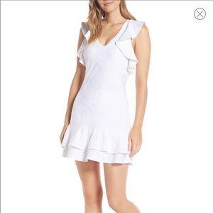 Lilly Pulitzer Luxletic White Tennis Dress size M